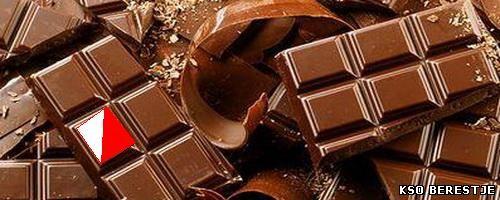 Спортивное ориентирование и шоколад